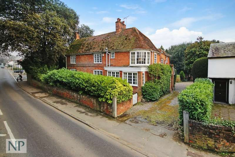 4 Bedrooms Detached House for sale in Abbey Street, Thorpe-le-soken