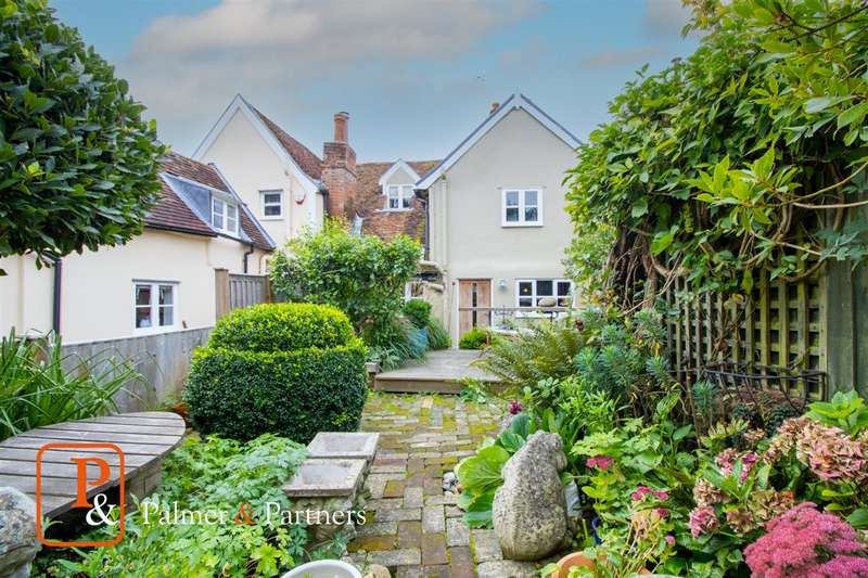 2 Bedrooms Terraced House for sale in Beech Cottages, Church Street, Stoke By Nayland, Colchester, CO6