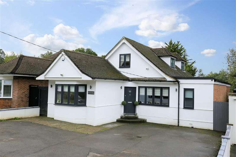 4 Bedrooms Detached House for sale in Stapleford Road, Stapleford Abbotts