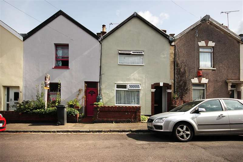 3 Bedrooms Terraced House for sale in Wood Street, Bristol, BS5 6JA