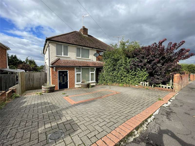3 Bedrooms Semi Detached House for sale in Coniston Drive, Tilehurst, Reading, RG30