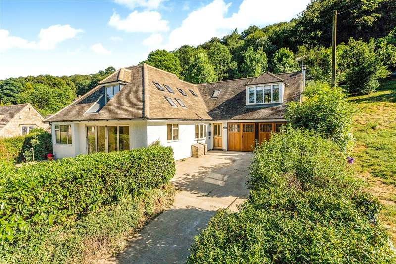 5 Bedrooms Detached House for sale in Jacks Green, Sheepscombe, Stroud, Gloucestershire, GL6