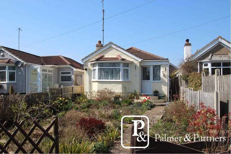 2 Bedrooms Bungalow for sale in Dovedale Gardens, Holland-on-Sea