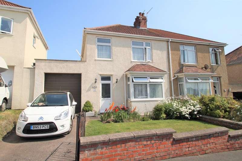 3 Bedrooms Semi Detached House for sale in Raeburn Road, BS5