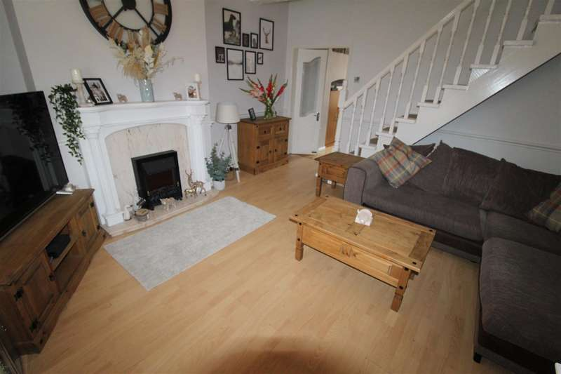 3 Bedrooms Terraced House for sale in Newman Avenue, Springfield, Wigan. WN.6 7RE