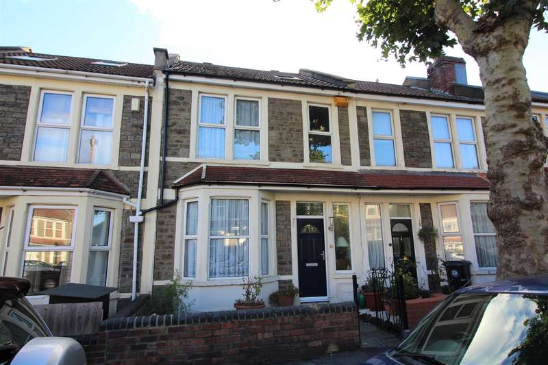 4 Bedrooms Terraced House for sale in Parnall Road, Bristol, BS16 3JG