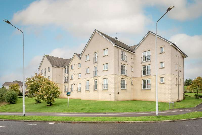 2 Bedrooms Property for sale in Tarmachan Road Dunfermline KY11