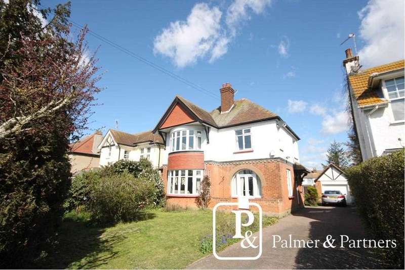 5 Bedrooms Detached House for sale in Vicarage Gardens, Clacton-on-Sea