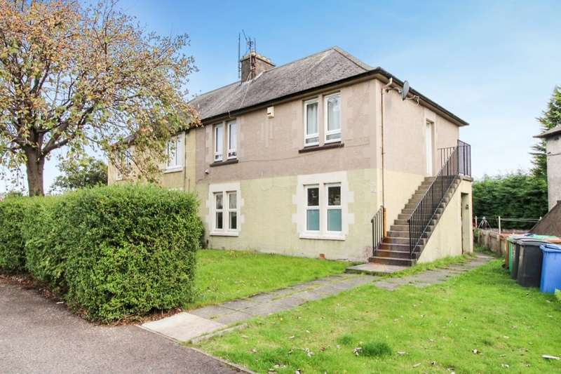 2 Bedrooms Flat for sale in Ossian Crescent, Methil, Leven, KY8