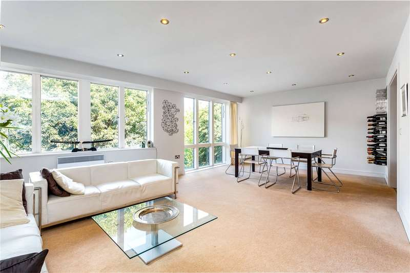 2 Bedrooms Flat for sale in Richmond Apartments, Redland Court Road, Bristol, BS6