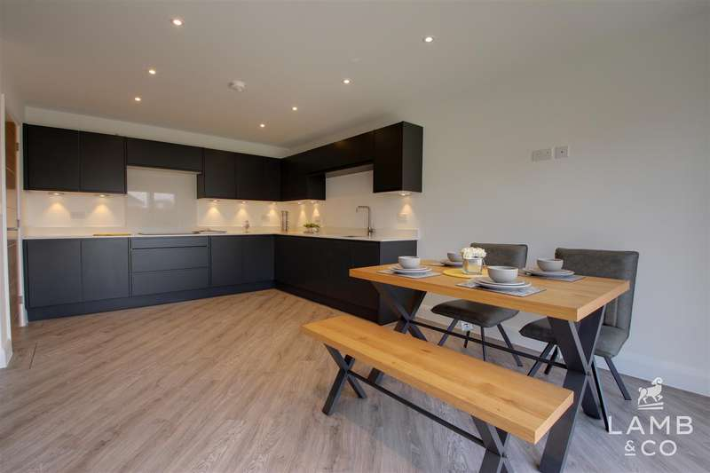 3 Bedrooms Detached Bungalow for sale in Plot 8 Hillside Mews, St Osyth