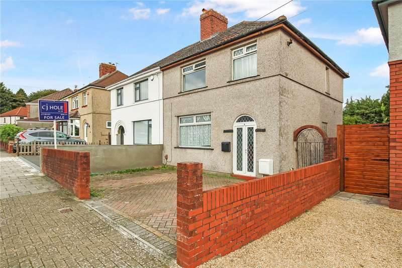 3 Bedrooms Property for sale in Tugela Road, Uplands, BRISTOL BS13