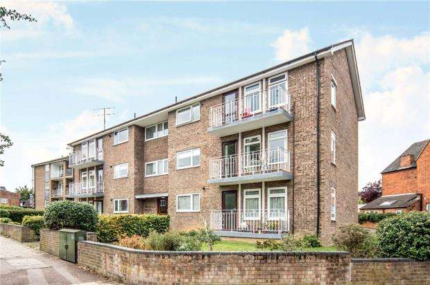 2 Bedrooms Apartment Flat for sale in Kimbolton Road, Bedford