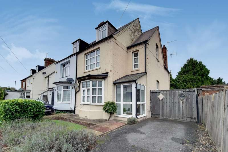 3 Bedrooms Semi Detached House for sale in Willoughby Road, Slough, SL3