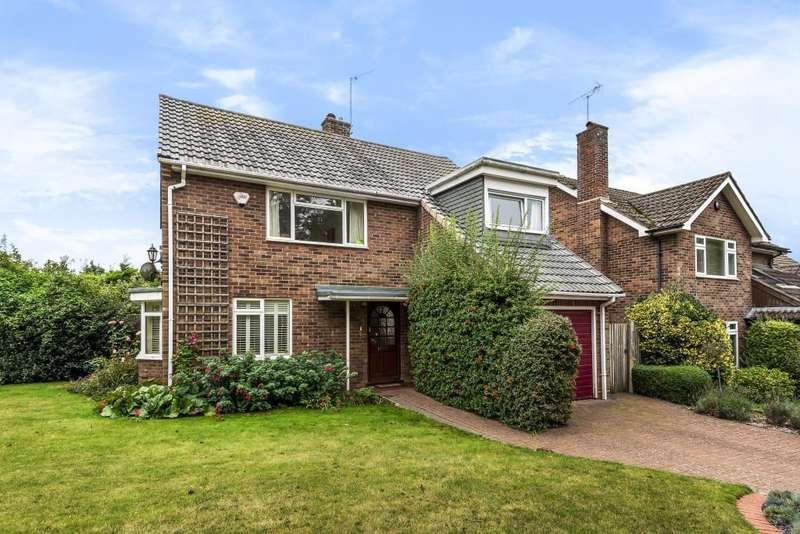 3 Bedrooms Detached House for sale in Ferne Close, Goring-on-Thames, RG8