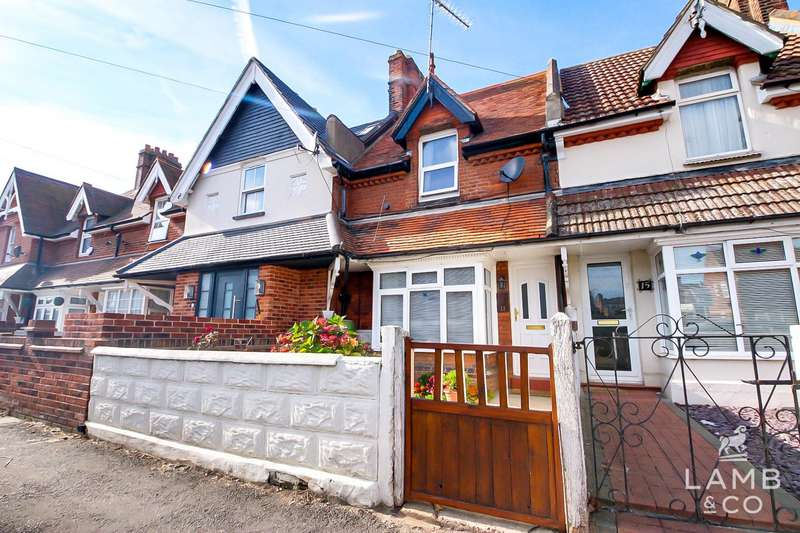 2 Bedrooms Terraced House for sale in St. Marys Road, Clacton-On-Sea