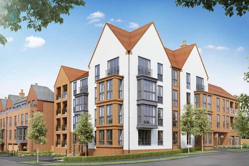 1 Bedroom Flat for sale in Willow House, Landmark Square, Albert Road, Wokingham, RG40 2AL
