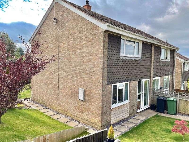 2 Bedrooms Property for sale in Worcester Road, Cinderford