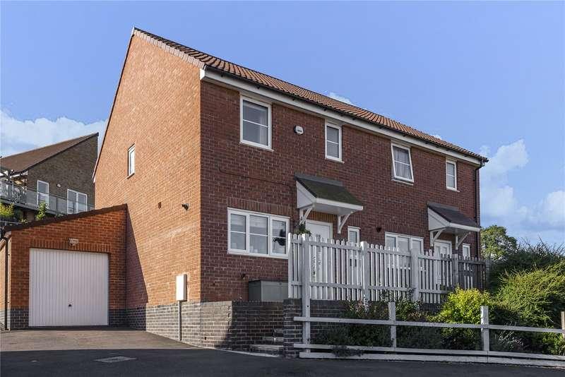 3 Bedrooms Property for sale in Bream Court, Oakley Grange, Cheltenham GL52