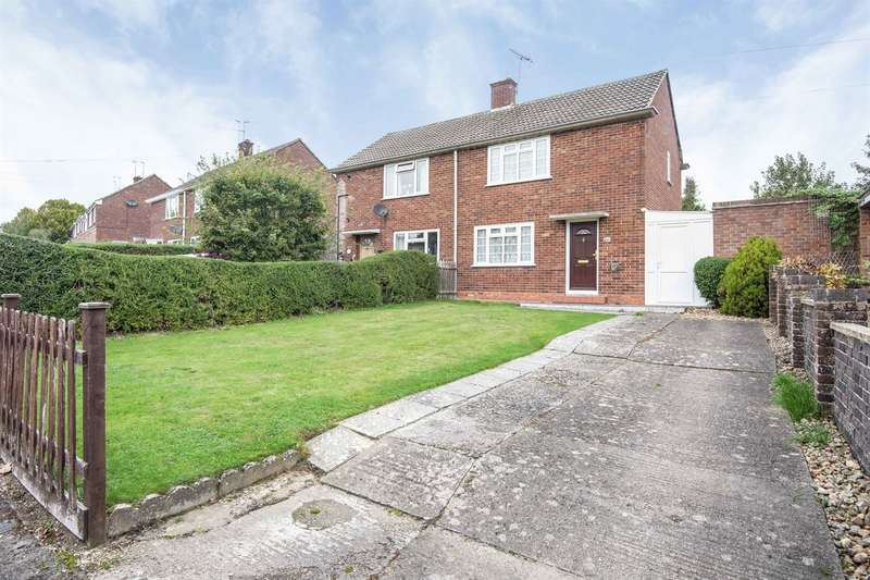 2 Bedrooms Semi Detached House for sale in The Meadway, Tilehurst, Reading, RG30