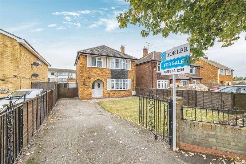 3 Bedrooms Detached House for sale in Dedworth Road, Windsor