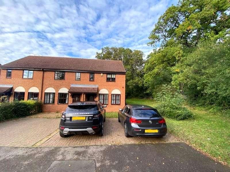 3 Bedrooms End Of Terrace House for sale in Webb Court, Wokingham, Berkshire, RG40
