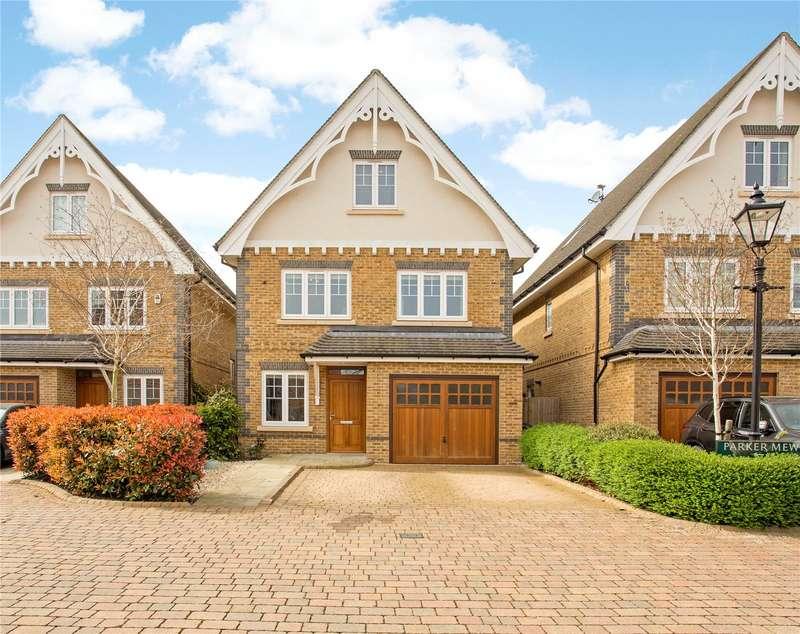 4 Bedrooms Detached House for sale in Parker Gardens, Old Windsor, Berkshire, SL4