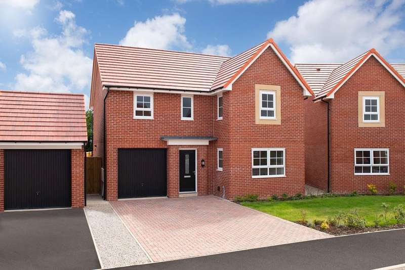 4 Bedrooms House for sale in Ashburton, Willow Grove, Southern Cross, Wixams, Wilstead, MK42 6AW