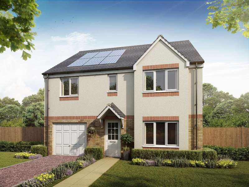 4 Bedrooms House for sale in The Whithorn, Naughton Meadows, Naughton Road, Wormit, DD6 8NG