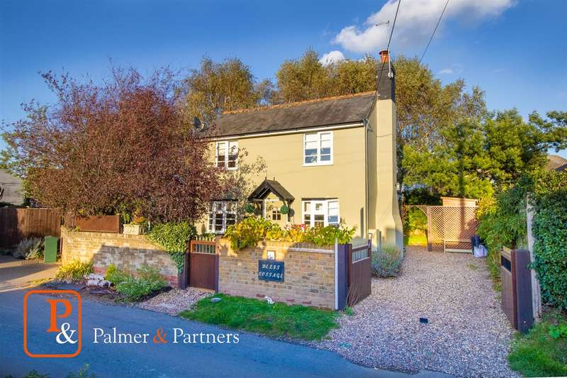 2 Bedrooms Detached House for sale in Delft Cottage, Heath Road, Stanway Green, Colchester CO3