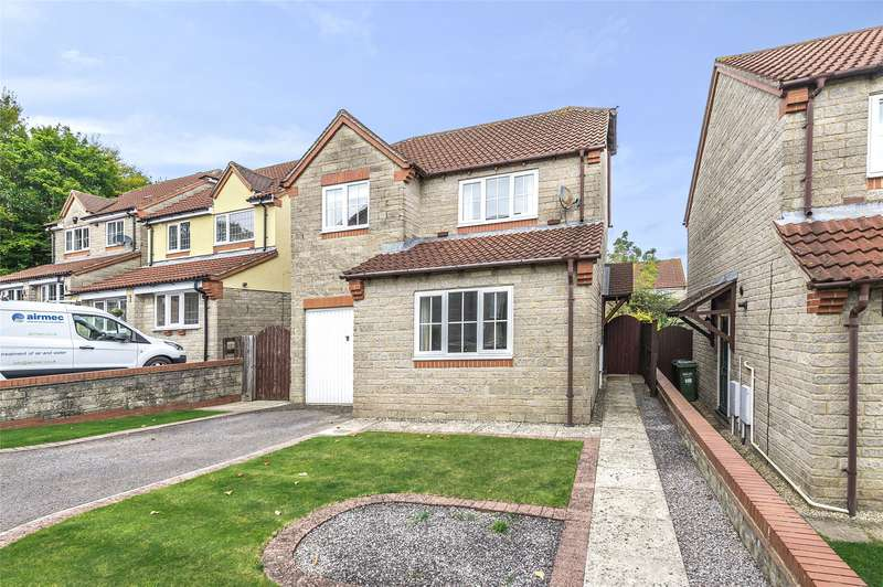 3 Bedrooms Detached House for sale in Birkdale, Warmley, Bristol, BS30
