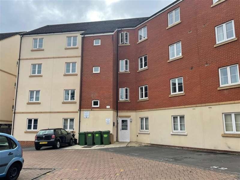 2 Bedrooms Flat for sale in Arnold Road, Mangotsfield, Bristol, BS16 9LB