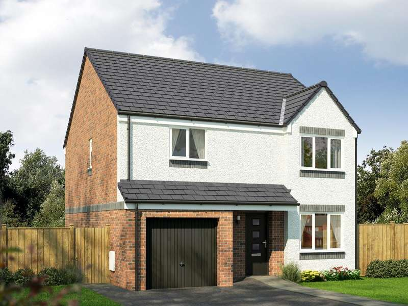 4 Bedrooms House for sale in The Balerno, Rosslyn Gait, Rosslyn Street, Kirkcaldy, KY1 3HX