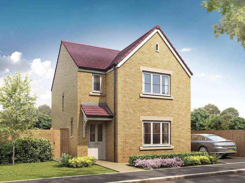 3 Bedrooms House for sale in The Hatfield, Bluebell Walk, Platt Lane, Westhoughton, Greater Manchester, BL5 3HX