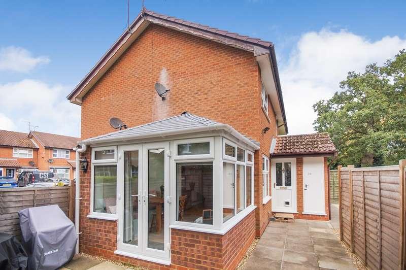 1 Bedroom Terraced House for sale in Wimblington Drive, Lower Earley, Reading, RG6
