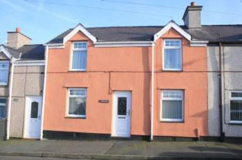 3 Bedrooms Terraced House for sale in Amlwch Port