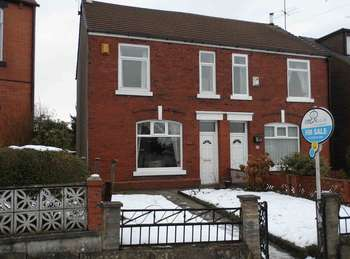 3 Bedrooms Semi Detached House for sale in Clovelly Street, Rochdale