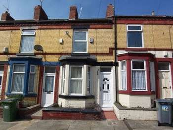 2 Bedrooms Terraced House for sale in Harrowby Road, Tranmere, Birkenhead