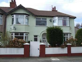 3 Bedrooms Semi Detached House for sale in Gressingham Road, Calderstones, Liverpool, L18