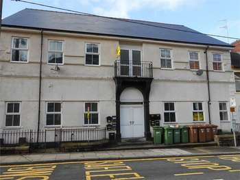 1 Bedroom Flat for sale in St Catherines Court, Senghenydd, Caerphilly