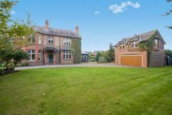 4 Bedrooms Semi Detached House for sale in School Lane, Rixton, Warrington, Cheshire