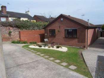 2 Bedrooms Detached Bungalow for sale in 20 Litchen Close