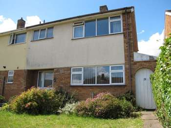 3 Bedrooms Semi Detached House for sale in 19 Sapcote Road, Stoney Stanton. Leicestershire. LE9 4DW