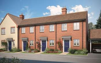 2 Bedrooms House for sale in Stafford Place, Aylesbury