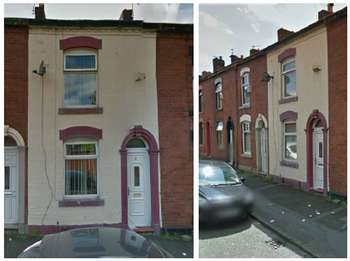 2 Bedrooms Property for sale in Hollinhall Street, Oldham OL4 3EJ