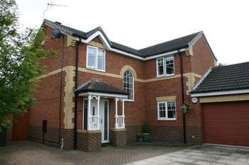 4 Bedrooms Detached House for sale in Cathedral Court, Doncaster