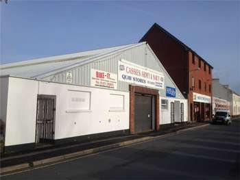 Commercial Property for sale in BARNSTAPLE, Devon