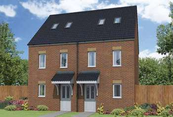 3 Bedrooms House for sale in Moss Lane , Sandbach