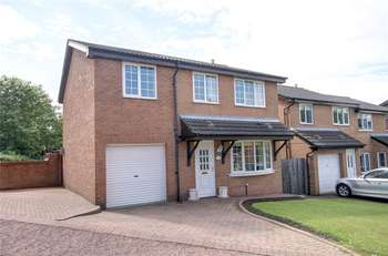 5 Bedrooms Detached House for sale in Pettersondale, Coxhoe, Durham, DH6