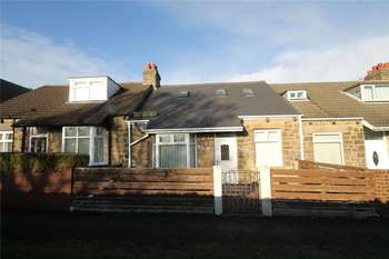 2 Bedrooms Terraced Bungalow for sale in Ryde Terrace, Stanley, Co Durham, DH9